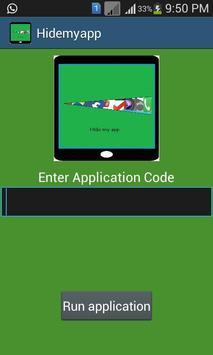 Hide Apps screenshot 4