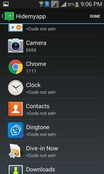 Hide Apps screenshot 20