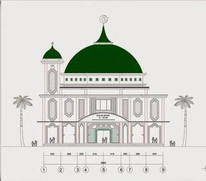 Mosque Design screenshot 13