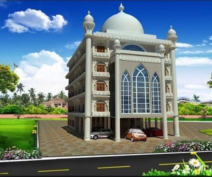 Mosque Design screenshot 4