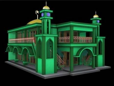 Mosque Design screenshot 5