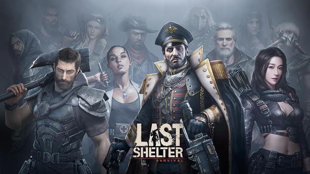 라스트 쉘터 (Last Shelter: Survival) 포스터