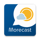 Morecast - Your Personal Weather Companion icon