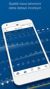 Hava, Radar & Widget - Morecast Ekran Görüntüsü 1