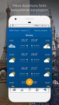 Hava, Radar & Widget - Morecast Ekran Görüntüsü 4