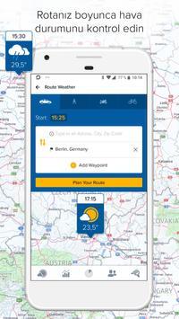 Hava, Radar & Widget - Morecast Ekran Görüntüsü 5