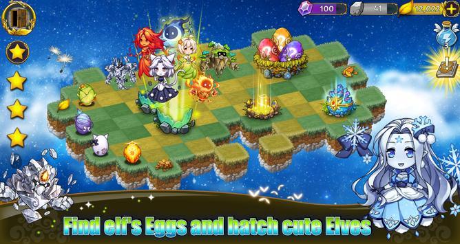6 Schermata Dragon & Elfs