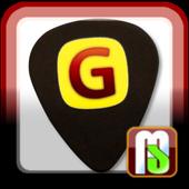 Chord Guitar Full icon