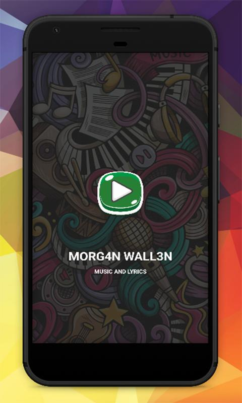 Morgan Wallen - Whiskey Glasses Song Lyrics for Android