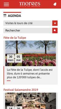Ville de Morges screenshot 1