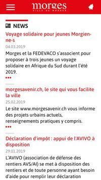 Ville de Morges screenshot 4