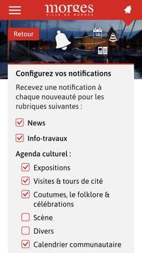 Ville de Morges screenshot 5
