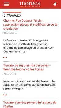 Ville de Morges screenshot 6