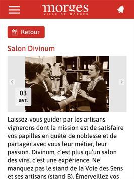Ville de Morges screenshot 9