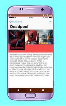 MoreDede Gratis Series y Películas:catalogo online captura de pantalla 1