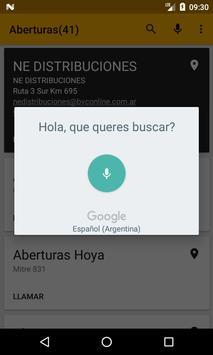 Interguia Bahía Blanca screenshot 4
