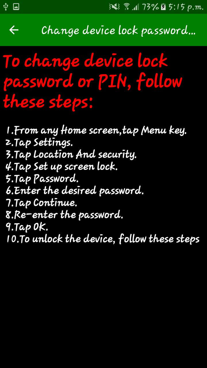 Bypass PIN And PUK Codes for Android - APK Download