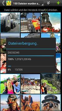 Gallery Lock (Deutsch) Screenshot 2