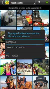 2 Schermata Gallery Lock (italiano)