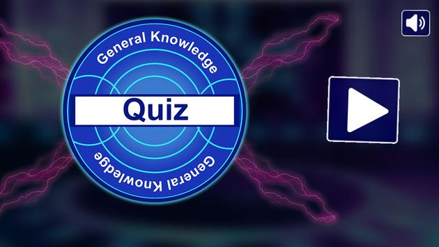 Amazing General Knowledge Game poster
