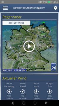 Wetter-DE screenshot 3