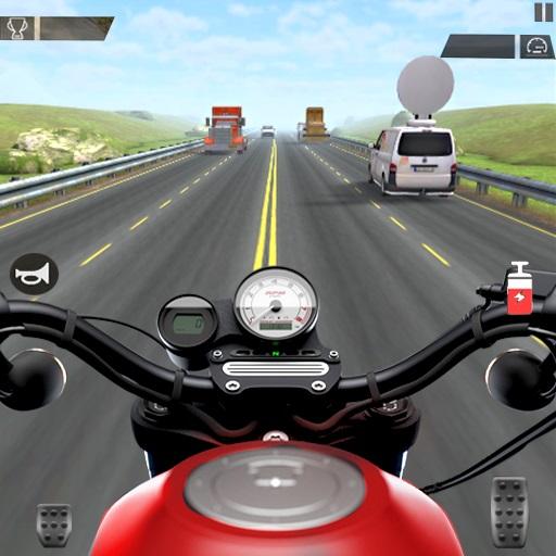 Moto Racing Rider