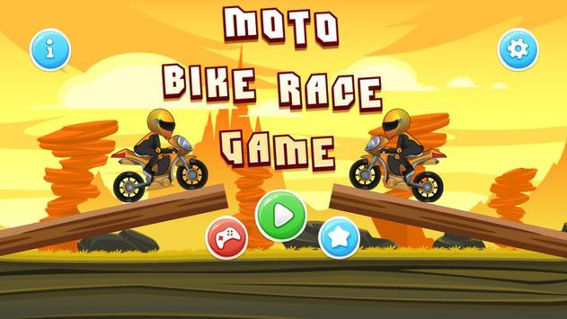 Moto Tek Race poster