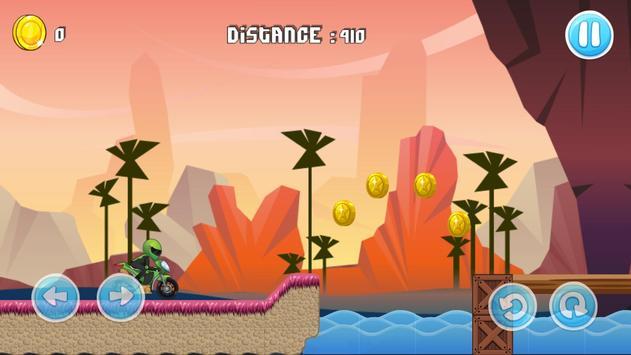 Moto Tek Race screenshot 2