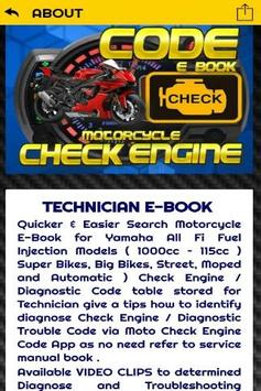 MOTO CHECK ENGINE CODES for Android - APK Download