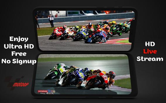MotoGP free racing live stream HD 2020 season