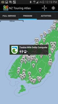 New Zealand Touring Atlas 2.0 screenshot 1