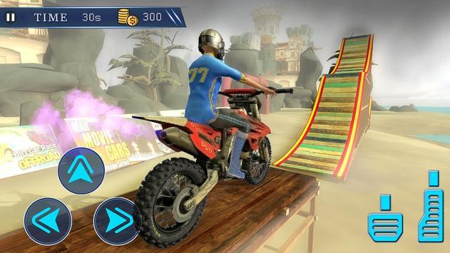 Moto Xtreme Trial Bike Games screenshot 5