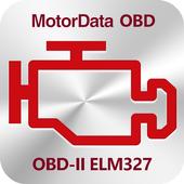 MotorData OBD icon