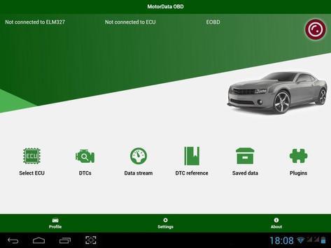 Diagnostik MotorData OBD Mobil. ELM OBD2 scanner screenshot 15