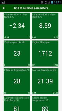 Diagnostik MotorData OBD Mobil. ELM OBD2 scanner screenshot 6