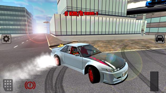 Tuning Car Simulator poster