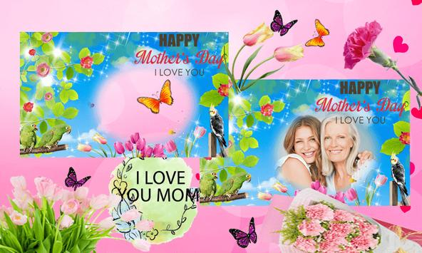 Happy Mother's Day photo frame screenshot 1