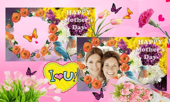 Happy Mother's Day photo frame screenshot 2
