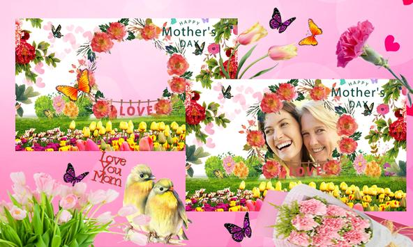 Happy Mother's Day photo frame screenshot 3