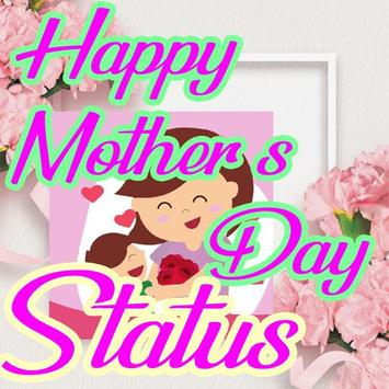 HAPPY MOTHER'S DAY STATUS AND GREETINGS poster