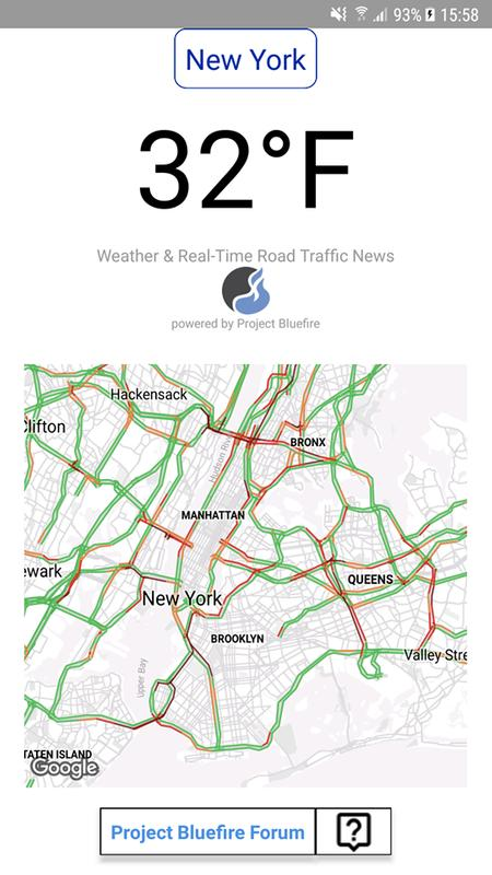 Nyc Live Traffic Map.Live Traffic Map And Weather 2019 Unreleased For Android Apk