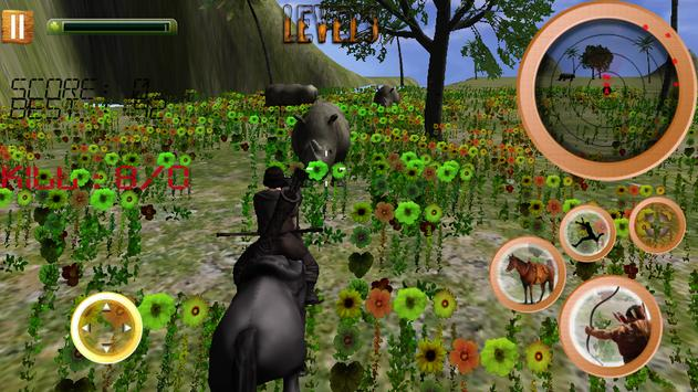 Jungle Animals Hunting Archery screenshot 22