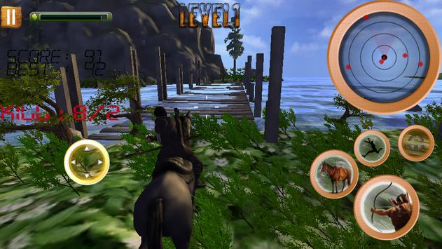 Jungle Animals Hunting Archery screenshot 2