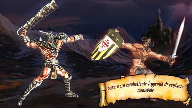11 Schermata Guerra Medievale: Battaglia Con Le Spade