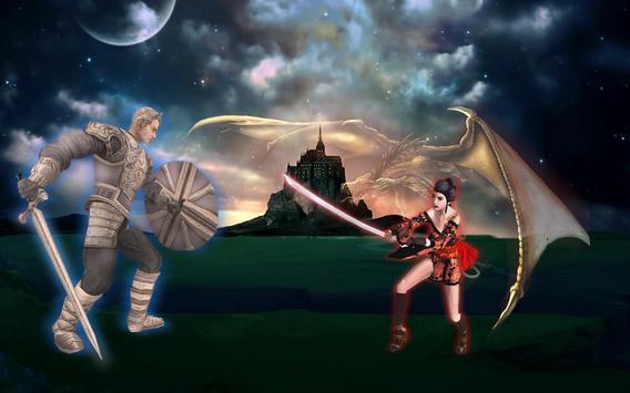 Битвы Рыцарей и Ниндзя: Сражение На Мечах скриншот 8