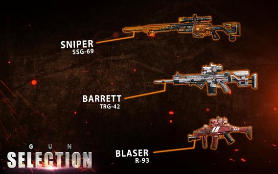 Battleground Legend Fire Shooting screenshot 3