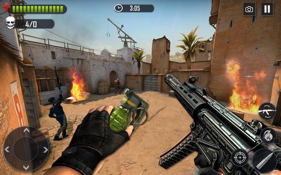 Battleground Legend Fire Shooting screenshot 1