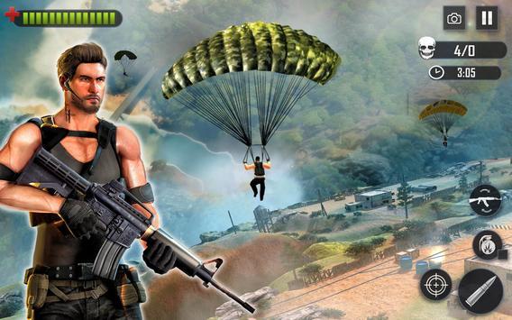 Battleground Legend Fire Shooting screenshot 5