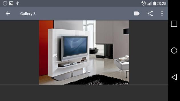 Modern Tv Stand screenshot 10