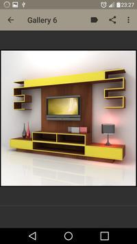 Modern Tv Stand screenshot 4